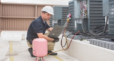 property maintenance services - hvac testing