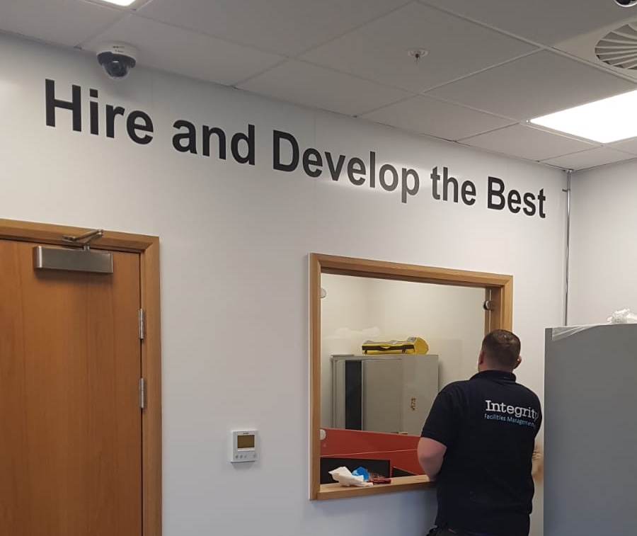 Hire and Develop the Best